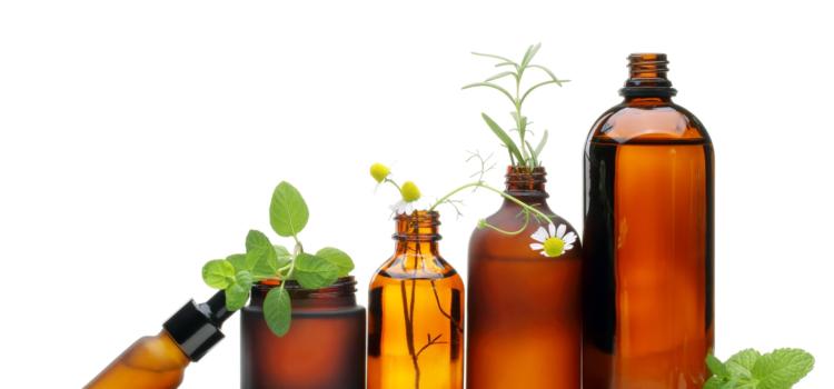 Types of hair oils