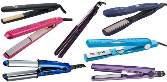 Ideas when Choosing the Best Flat Iron Ceramic plates