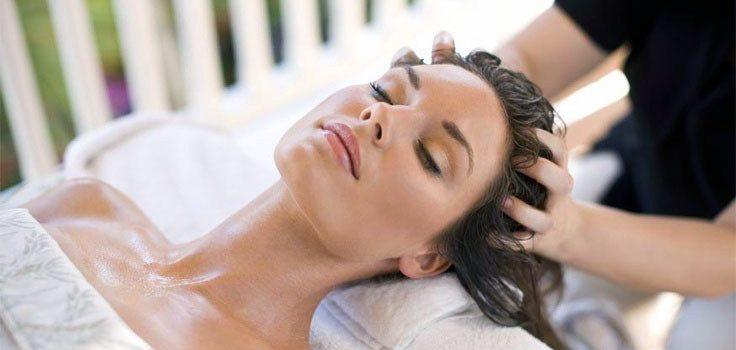 Hair Scalp Massage