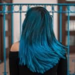 best blue hair dyes