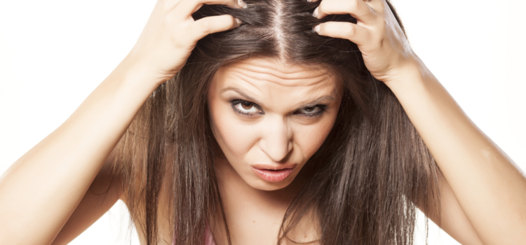 Why does dandruff appear?