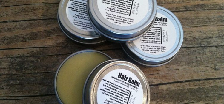 The History of Hair Balms